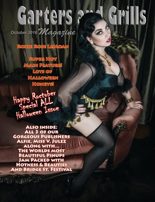 Roxies Special Halloween Issue
