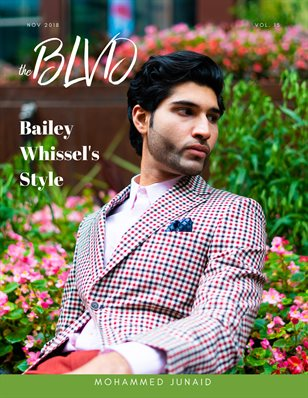 The Boulevard Magazine Vol. 15 ft. Mohammed Junaid