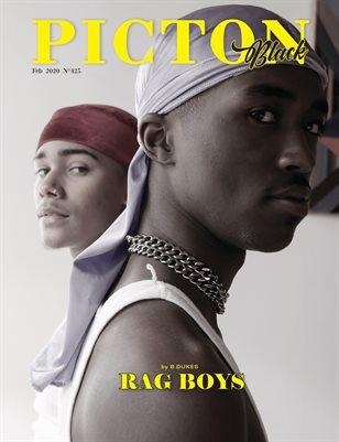 Picton Magazine February  2020 N425 BLACK Cover 4