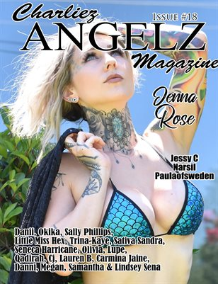 Charliez Angelz Issue #18 - Jenna Rose