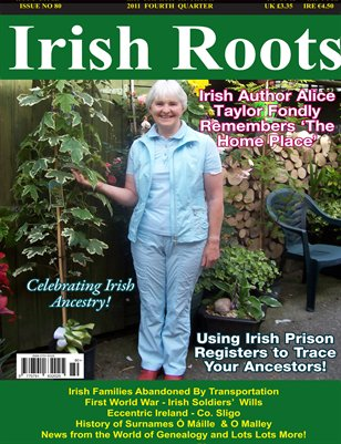 Irish Roots Magazine - Issue No 80