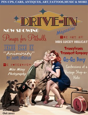 Drive-In Magazine Issue 2