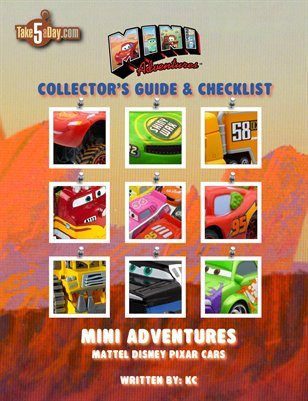 Mini Adventures Complete Visual Checklist