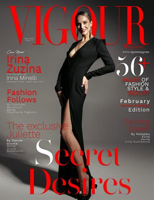 Fashion & Beauty | February Issue 12