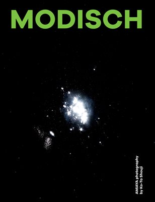 MODISCH Fashion Book No.1 | Cover 2
