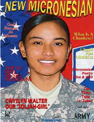 New Micronesian Magazine October 2009