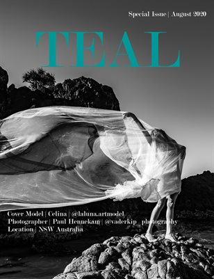 Teal Magazine Special Black and White Issue
