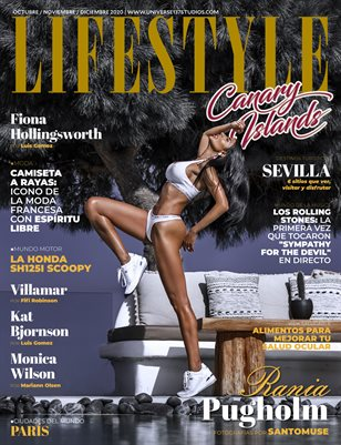 LIFESTYLE MAGAZINE  Canary Islands -OCTOBER-DECEMBER 2020