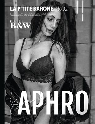 APHRO Classic B&W Issue No.02 Volume.01