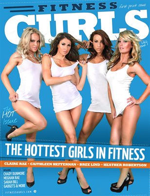 Fitness Gurls Vol 2 - Issue 1