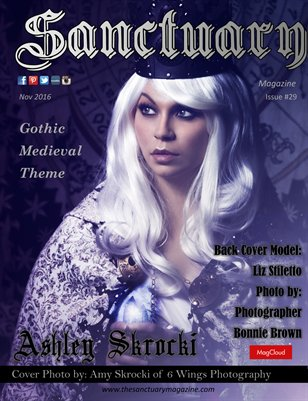 Sanctuary Magazine Issue#29