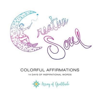 Creative Soul Affirmations