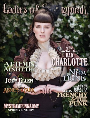Ladies of Steampunk Magazine: Volume 1, Issue 4