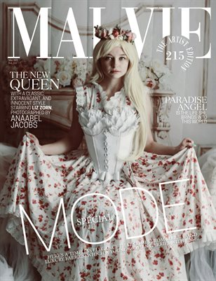 MALVIE Magazine The Artist Edition Vol 215 May 2021