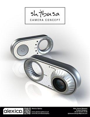 Shibusa Camera Concept