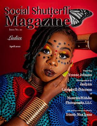 Issue No. 10 - Ladies - Social Shutterfli Magazine