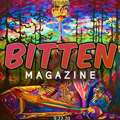 Bitten Magazine Issue 2