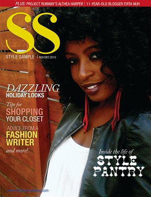 Style Sample Magazine Issue 10