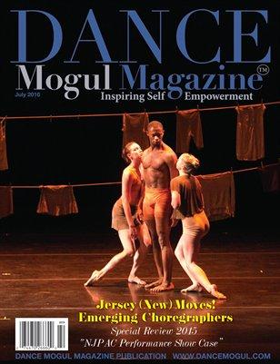 Jersey (New) Moves! Emerging Choreographers @ NJPAC