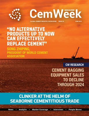 CemWeek Magazine #50: June 2019