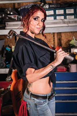 Rachelle Garage - BCA