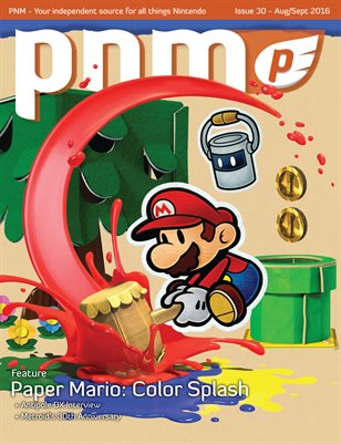 Pure Nintendo Magazine (PNM) Issue 30