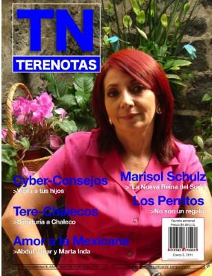 """Marisol Schulz... """"La Nueva Reina del Sur""""?"""