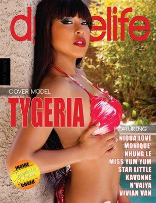 Dymelife Magazine #11 (Tygeria Drayton cover)