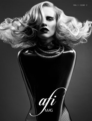 Afi mag Vol.1 Issue.2