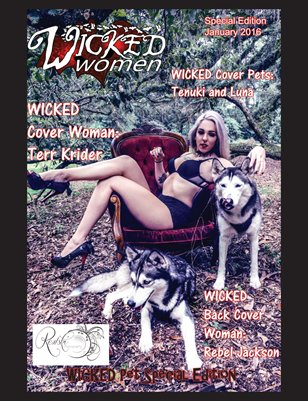 WICKED Women Magazine-WICKED Pet Special Edition: January 2016