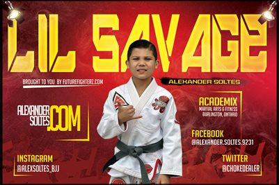 Alexander Soltes Red Poster