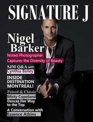 Signature J Magazine