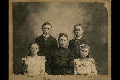 GILLIE RUSSELL FAMILY
