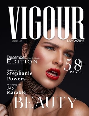Fashion And Beauty December Issue 7