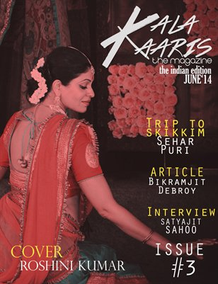 KalaKaaris Magazine 3rd Issue