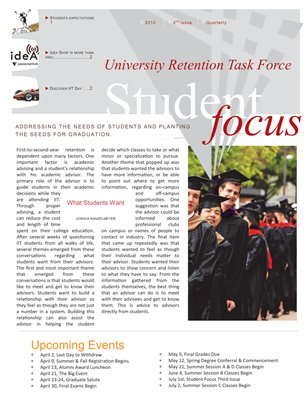 Student Focus 2nd issue