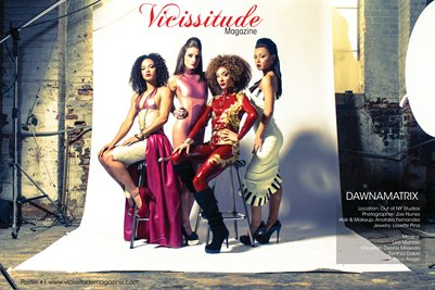 Vicissitude PosterART - Dawnamatrix