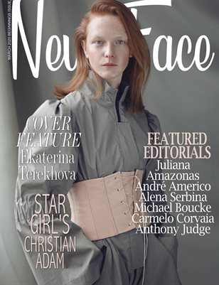 New Face Magazine - Issue 39, March '20 (3rd Edition)