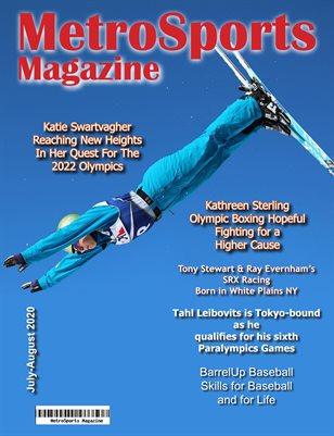 MetroSports Magazine July-August 2020