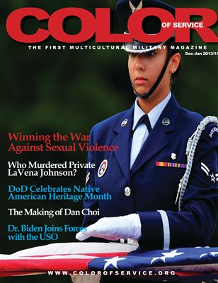 Color of Service DEC-JAN 2013/14 Issue