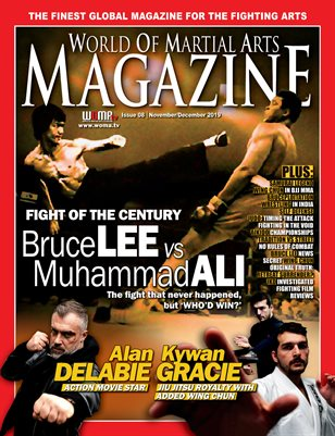 World of Martial Arts Magazine November / December