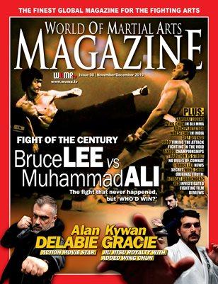 World of Martial Arts Magazine November / December