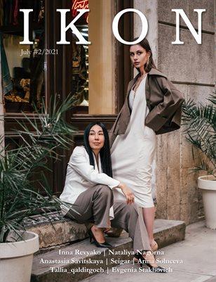 IKON Magazine (July #2/2021)