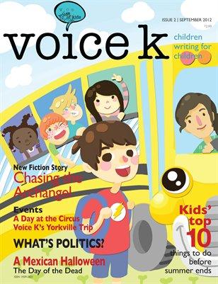 Voice K Issue 2