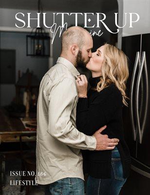 Shutter Up Magazine, Issue 166