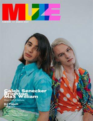 Caleb Senecker & Brighton & Max William