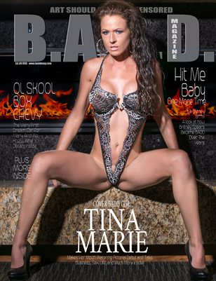 Tina Marie Goes BADD! (Full Pictorial Edition)
