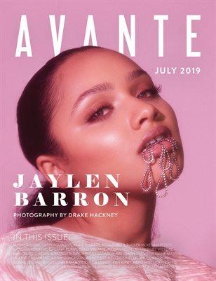 Jaylen BarronJuly 2019