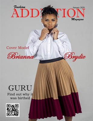 Fashion Addiction - Issue 04 - January 2020
