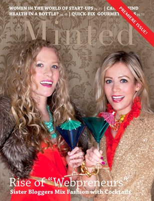 Minted Magazine | Premiere Issue